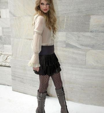 Top ways to wear tights at