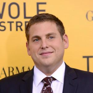 Jonah Hill is pretty sure his