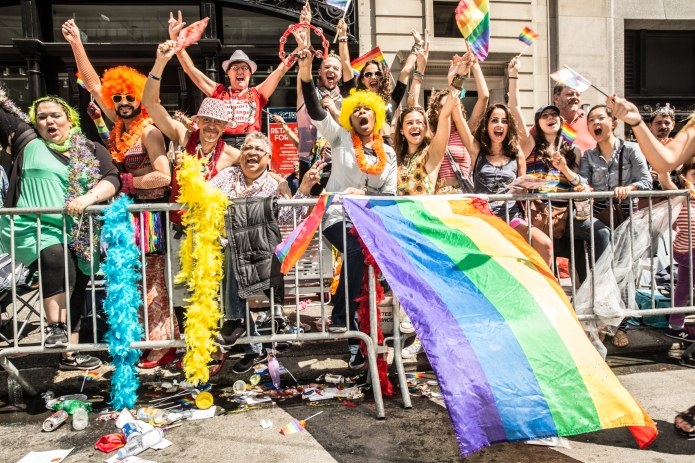 New York City Pride 2015 Parade