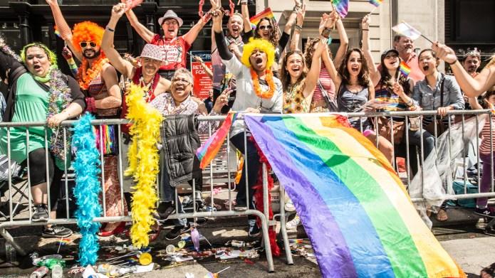 New York City Pride 2015 Parade