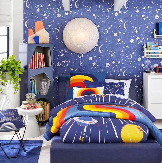Justina Blakeney X PB Kids Is Every Tiny Bohemian's Dream: Astronomad Room