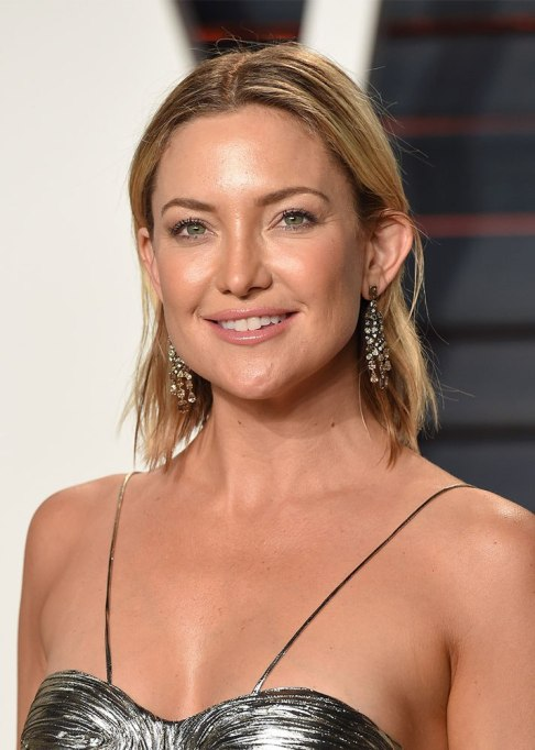 Dramatic Celebrity Hair Makeovers | Before: Kate Hudson