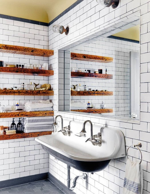How to Upgrade Your Bathroom on a Budget | Think Details