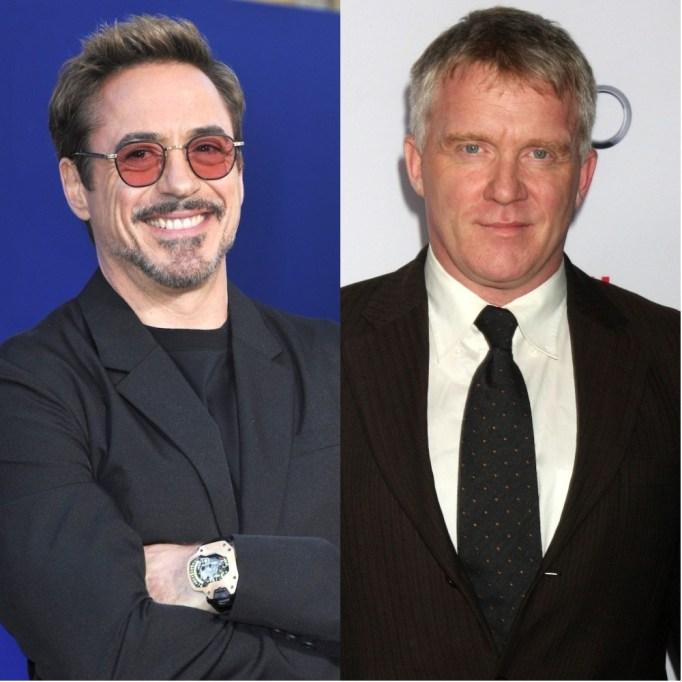 Robert Downey Jr Spider-Man Homecoming premiere