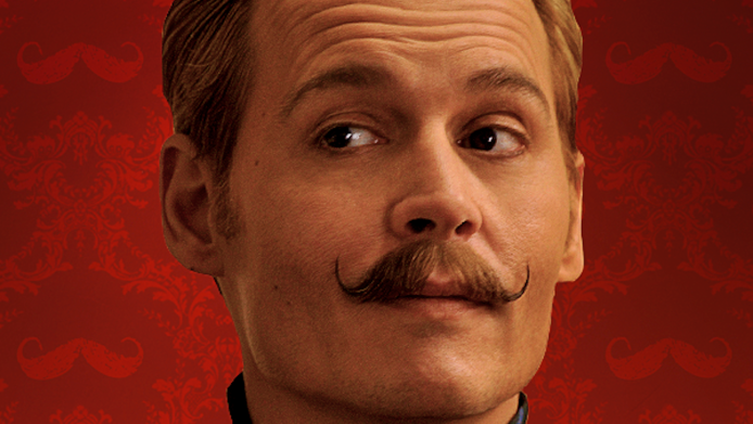 Mortdecai: Every moment that made us