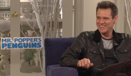 Mr. Popper pops: Jim Carrey video