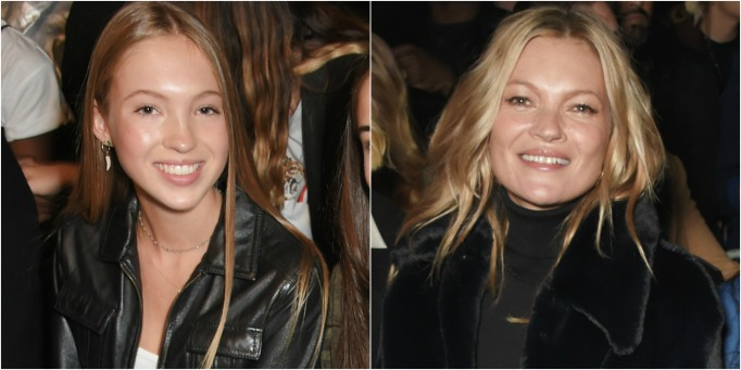 Celeb Lookalike Kids Lila Grace Moss Hack Kate Moss