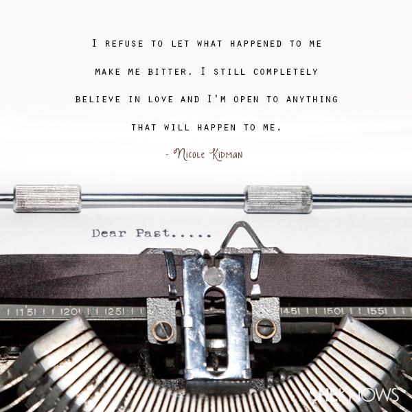 Nicole Kidman love quote