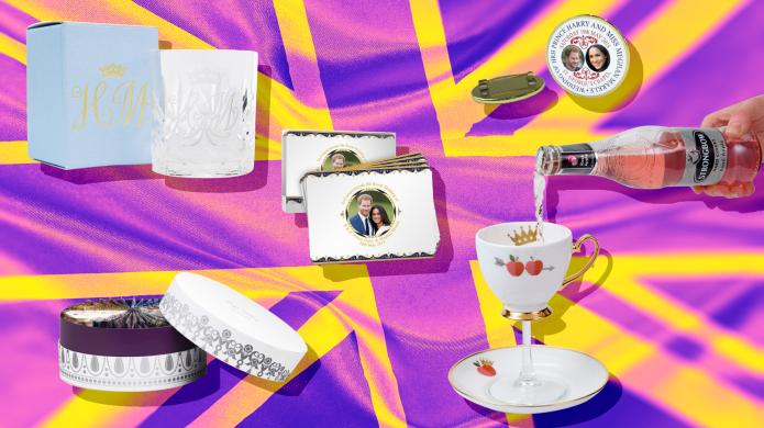 All the Royal Wedding Merchandise You