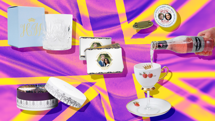 All the Royal Wedding Merchandise You