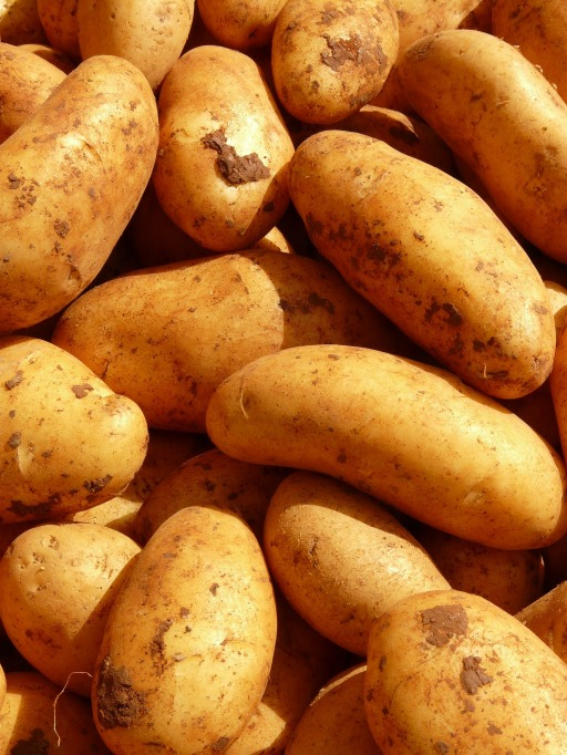 Foods You Can't Microwave: Whole potatoes can explode in the microwave