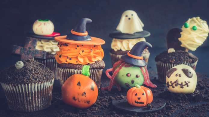 20 Ideas for Halloween Cupcakes That