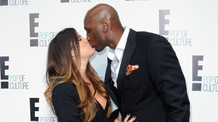Khloé Kardashian is so lovestruck with