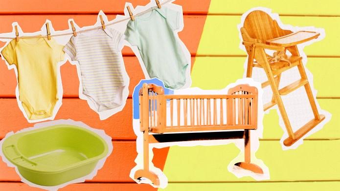 10 Newborn Items You Should Never
