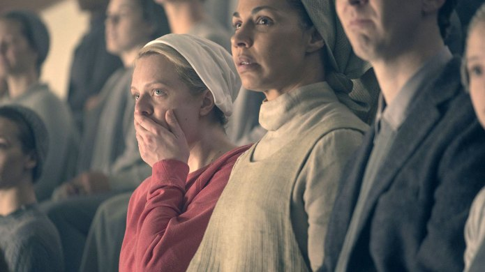 'The Handmaid's Tale' still