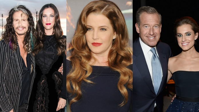 36 Celebs Whose Parents Are Just