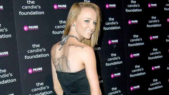Teen Mom's Maci Bookout pregnant again,