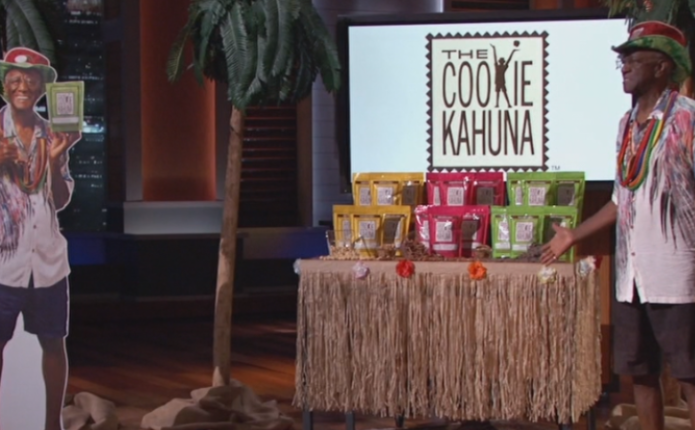 Shark Tank's Wally Amos didn't deserve