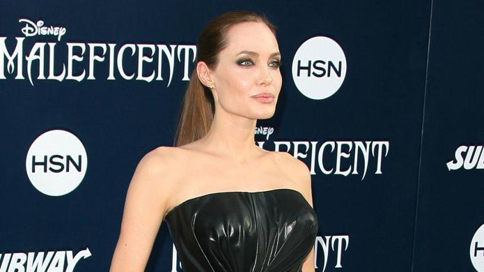 Angelina Jolie made a dame by