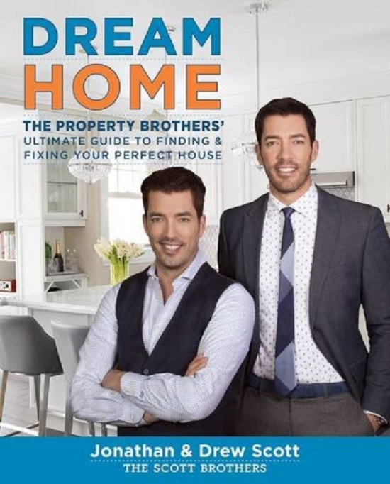 Gifts for HGTV Lovers: Dream Home Book