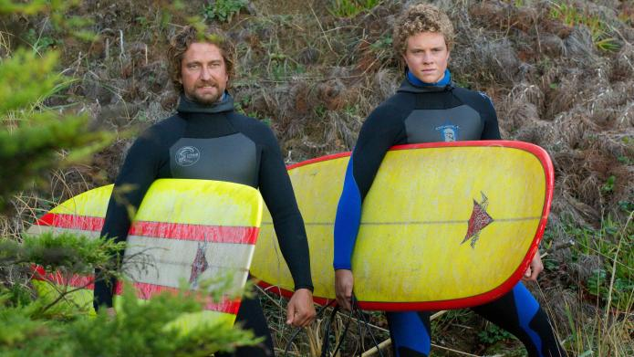Exclusive Chasing Mavericks photo: Is that