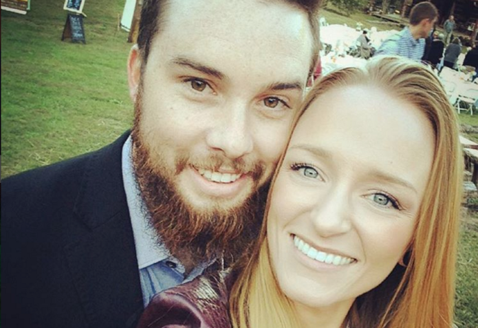Maci Bookout launched one seriously intense