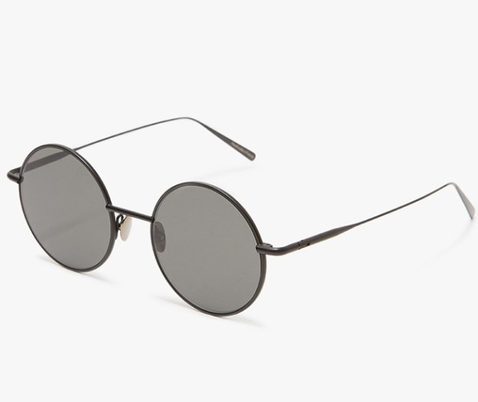 The Most Popular Sunglasses Styles: Acne Studios Scientist Sunglasses in Black | Summer Fashion
