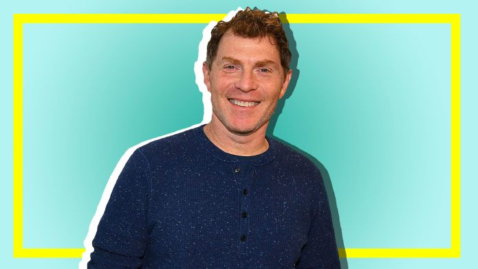 Bobby Flay Really Did Quit Iron