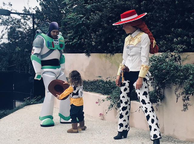 Best celebrity Halloween costumes 2017: Jessica Biel & Justin Timberlake