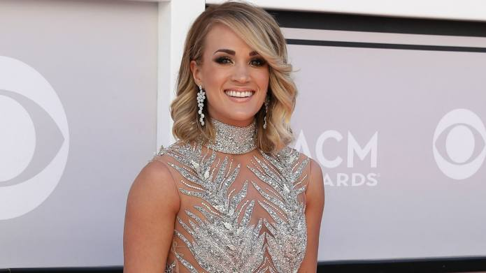 Carrie Underwood Shares Her First Post-Fall