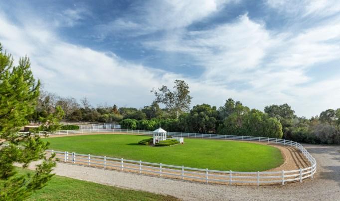 Oprah Winfrey's Seamair Farm Estate home in Montecito