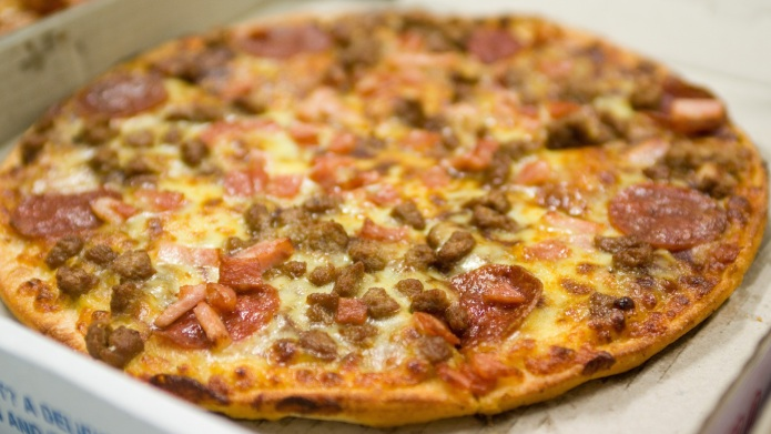 Get Domino's delivery by tweeting a