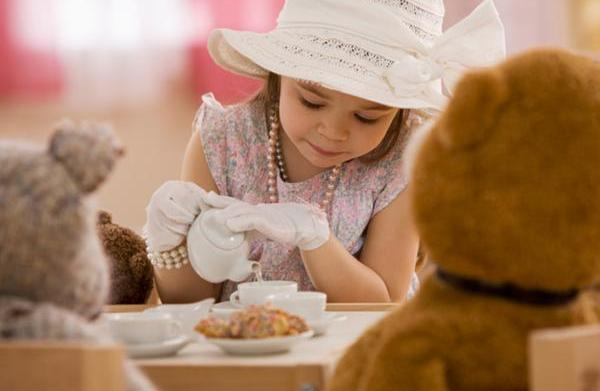 Why imaginative play is more important