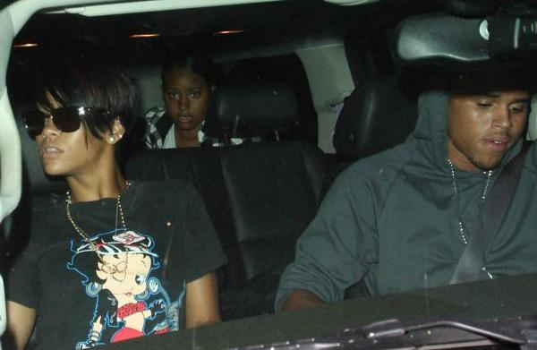 Rihanna and Chris Brown prove when