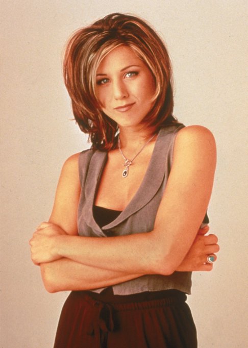 Most Iconic Hairstyles of All Time | Jennifer Aniston