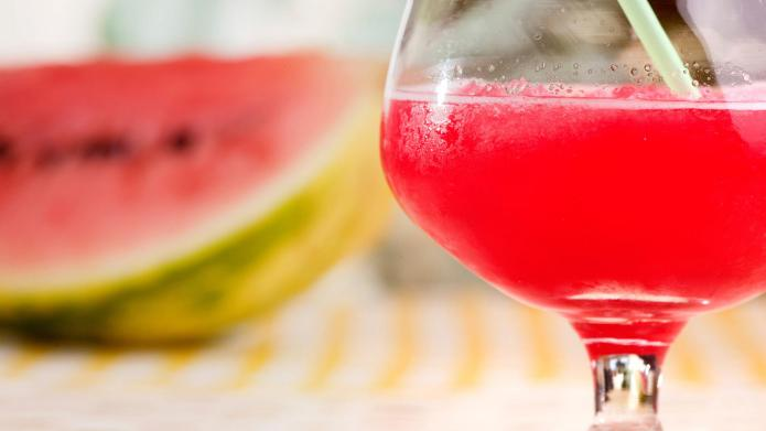 Is watermelon water the new coconut