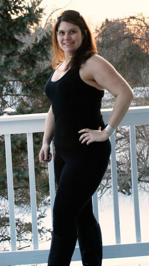 Sarah's Slim down: Week three of