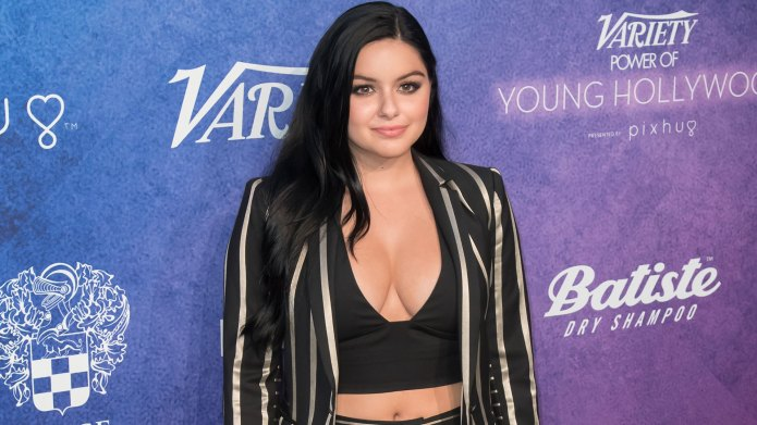 Ariel Winter wants you to know