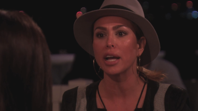 Kelly Dodd is making one painfully