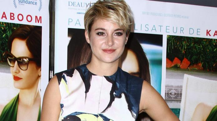 Shailene Woodley dishes on how great
