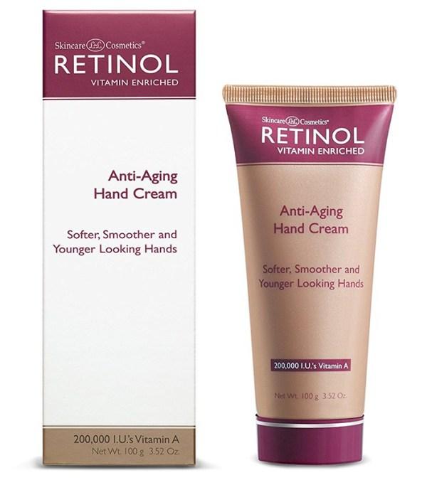 The Best Anti-Aging Hand Cream | Skincare Ldel Cosmetics Retinol Anti-Aging Hand Cream