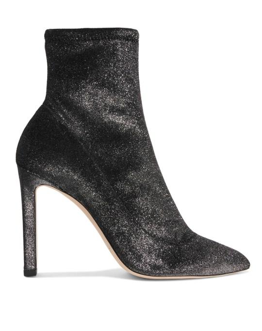 Fall fashion trends: Jimmy Choo Louella Metallic Ankle Boots | Fall Fashion 2017