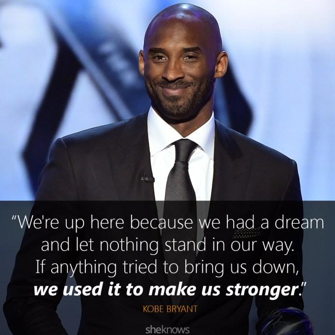 Kobe Bryant 2016 ESPYs
