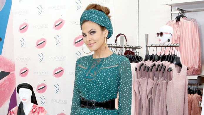 Eva Mendes Uses This Lazy Hack