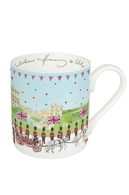 Royal Wedding Coffee Mug