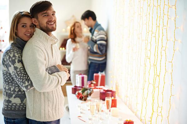 Holiday theme party ideas