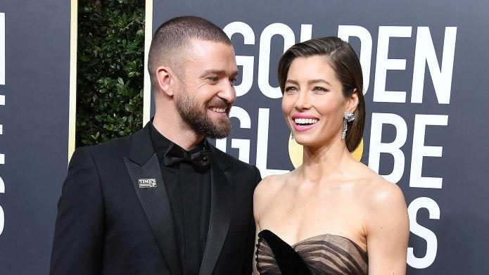 Justin Timberlake & Jessica Biel Are