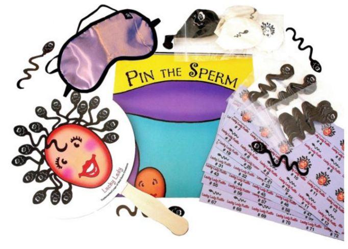 Tricks to help the sperm reach the egg 13