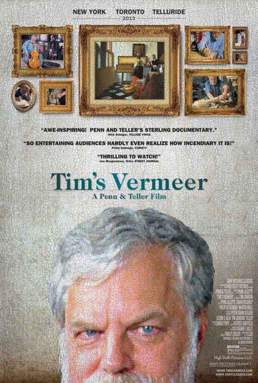 Tim's Vermeer documentary movie review