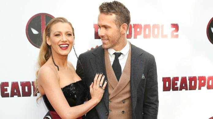 Ryan Reynolds Trolls Blake Lively (Again)